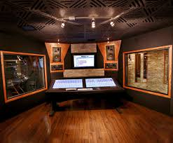 Studio Interior by Acoustical Soundproof Windows High Performance Affordable