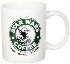 amazon com star wars i like my coffee on the dark side 11oz