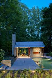 Tiny Pool House 200 Best Pools And Outdoor Rooms Images On Pinterest