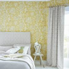 shalimar by sanderson linden taupe wallpaper direct
