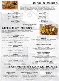 black point columbus open table skippers menu 3 png