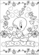 solutions coloring pages tweety bird download resume