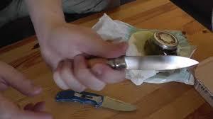 couteau de cuisine opinel opinel couteau de jardin n 08 inox edc gear werkzeug youtube