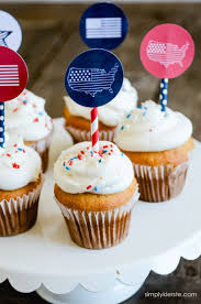 15 cute 4th july cupcake ideas easy recipes for fourth