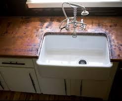 Kitchen Top Copper Countertops Would You Do It U2014 Countertop Spotlight