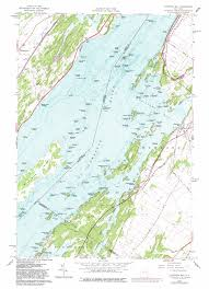 Chippewa National Forest Map Chippewa Bay Topographic Map Ny Usgs Topo Quad 44075d7