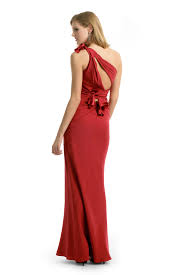 short and long sears dresses to wear to a wedding as a guest seductive red scarlett gown by alberta ferretti for 350 rent