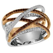 chocolate wedding ring set chocolate wedding ring wedding corners