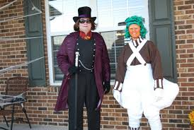 Oompa Loompa Halloween Costumes Adults Willy Wonka Oompa Loompa Halloween Costumes Cnn Ireport