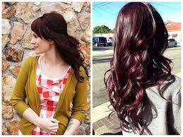 best hair color hair style burgundy hair color new ideas medium hair styles ideas 13352