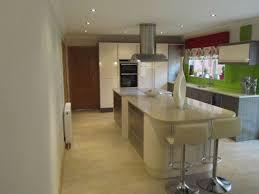 bespoke kitchen fitting and kitchen design in motherwell