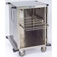 Wire Shelf Cart Lakeside Two Door Stainless Steel Case Carts Two 13 5
