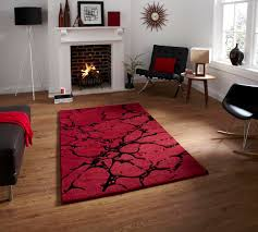 Red Area Rug by Cracked Effect Red Wool Area Rugs Elegant Red Rug Martin