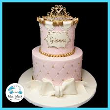 1st birthday cake s princesspink and gold 1st birthday cake blue sheep bake