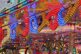 free photo lights year market fair colorful free image on
