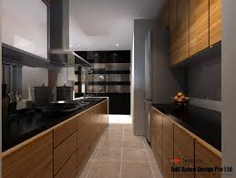 5 types of kitchen layout add space werkz pte ltd