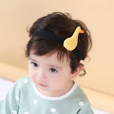 kids hair accessories 3 36 month yellow duck baby toddler kids headband kids