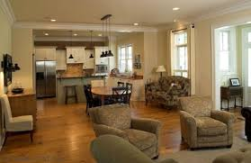 living room superb combined kitchen living room design ideas