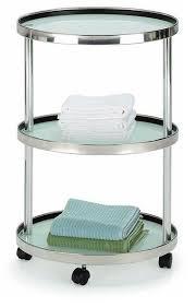 Bathroom Accent Table Modern Mobile Bathroom Accent Table Washington 159 00