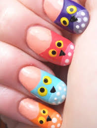 25 cute and adorable animal nails entertainmentmesh