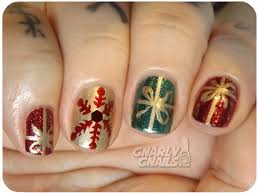 25 adorable christmas nail art ideas style motivation