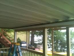 under deck roofing system image of under deck ceiling metal deck