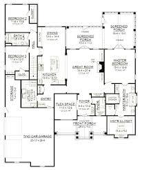 House Plan 100 5 Bedroom House Plans With Bonus Room Modern Plan 4