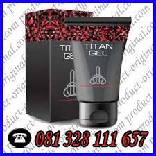 titan gel gel pembesar penis product original