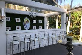 party rentals fort lauderdale estate rental bonnethouse