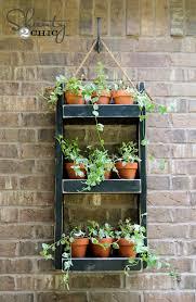 hanging garden planter hometalk
