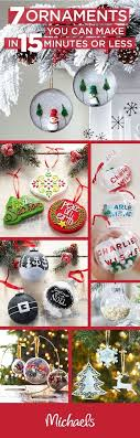 handcrafted ornaments are a great way to add a special touch to your