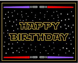 star wars printable birthday card winclab