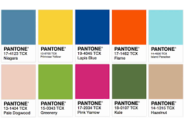 these are the hottest colors for 2017
