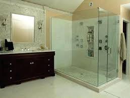 Redoing Bathroom Shower Bathroom Shower Remodel Remodeled Bathroom With Shower And Tub