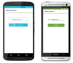 change password on android phone forgot password screenlet for android liferay 6 2 liferay