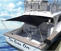 Sailboat Awning Sunshade Boat Shade Kit From Rnr Marine Com