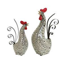 Rooster Home Decor Chicken Collectibles Ebay