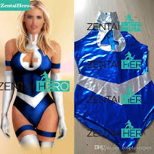Halloween Costumes Dorothy Zentaihero Blue U0026 Silver Fantastic Costume Shiny Invisible
