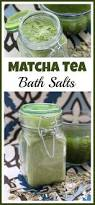 tangerine bath salts matcha tea bath salts