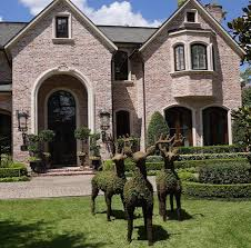 Real Topiary Trees For Sale - enhance your home landscaping in texas by adding garden topiaries