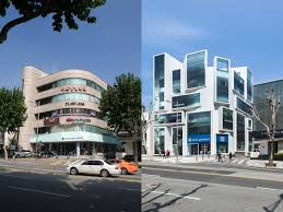 mvrdv gangnam style mvrdv completes building transformation in