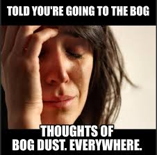 Bogs Meme - 5 reasons people love to hate going to the bog agriland