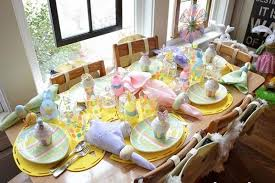 table decorations for easter easter table decorations awesome table setting ideas diy