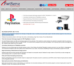 playstation help desk number playstation south africa does not honor consumer protection act