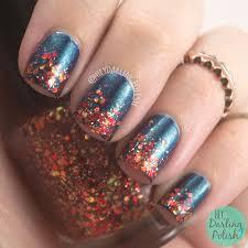 hey darling polish hobby polish bloggers november fall favorites