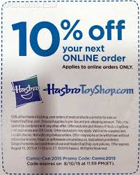 sdcc 2015 transformers discount coupon hasbro toy shop code