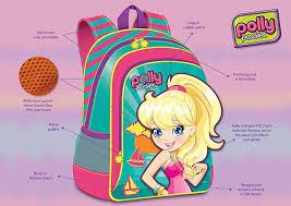 backpacks polly pocket behance