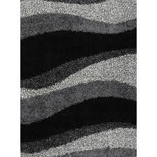Black Grey And White Area Rugs Cheap Grey Contemporary Rug Find Grey Contemporary Rug Deals On