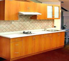 simple modular kitchen designs in india indian design images flats