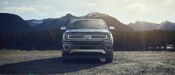 2018 ford expedition suv 3rd row seating for 8 passengers